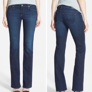 AG Size 29 The Angelina Petite Bootcut Jeans